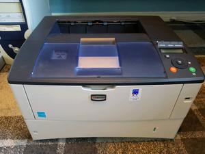 A4/A3 laser printer.