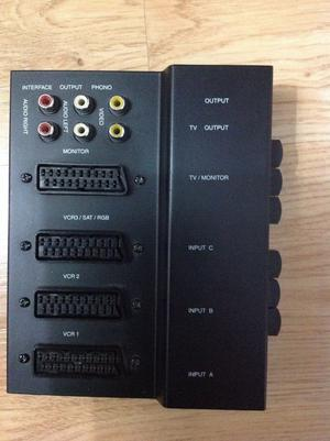 Scart Swtching Unit