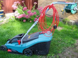 "Bosch Electric Mower-13"" blade- (Eastleigh)"