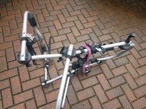 Halfords 3 bike bike rack