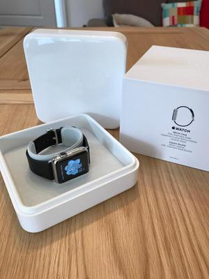 Apple Watch series 1 38mm stainless steel