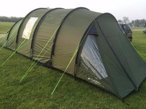 Eurohike Buckingham 8 Tent Posot Class