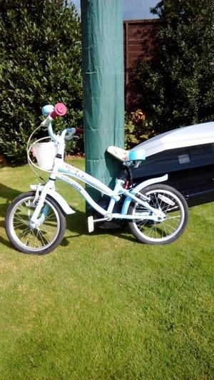 Apollo cherry lane girls bike approx age 5-7