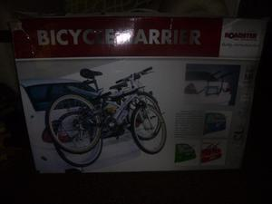 BICYCLE CARRIER - FITS 2 ADULTS OR 3 CHILDRENS BIKES CAPACITY