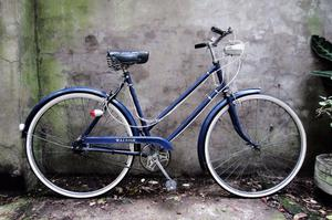 RALEIGH WAYFARER. 21 inch, 54 cm. Vintage ladies womens dutch style traditional road bike. 3 speed