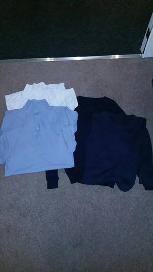 School uniform bundle size yrs