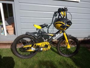 "Boys 20"" Bike with Stabilisers"