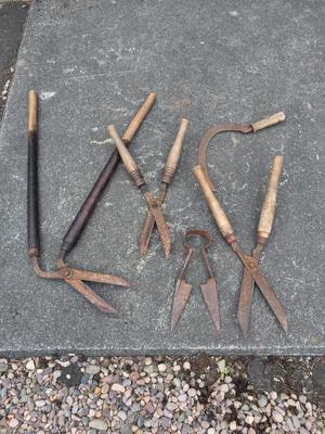 Vintage Gardening Tools