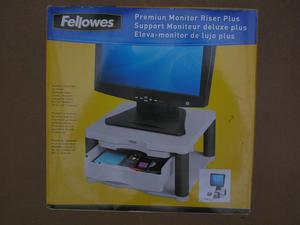 Monitor Riser....boxed and unused by Fellowes