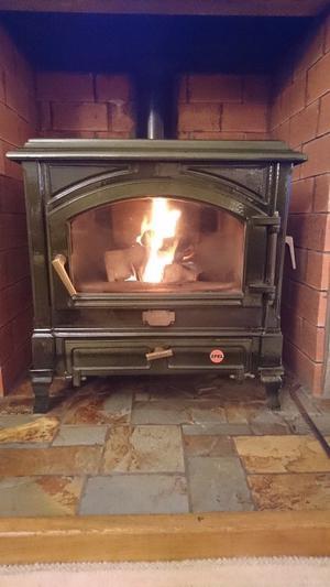 Used EFEL, Nestor Martin multifuel stove