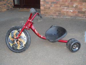 Kids Urban X Street Monster Skidder Bike Posot Class