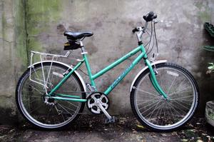 RALEIGH SPIRIT. 18.5 inch, 49 cm. Ladies womens hybrid road bike, 18 speed