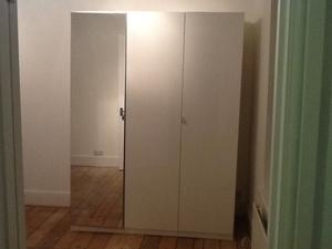 IKEA WHITE WARDROBES IN EXCELLENT CONDITIONS