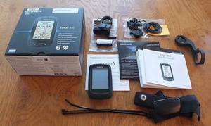 Garmin GPS Edge 810 Bike Computer with Performance Bundle+ Extra's for sale GBP