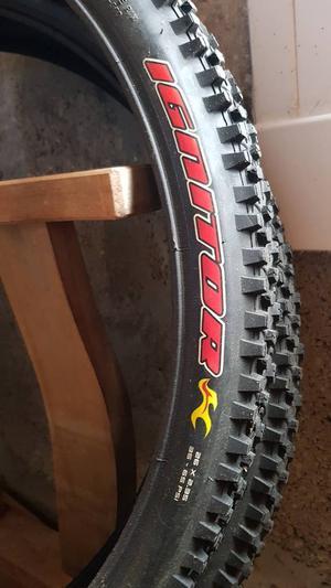 Mountain bike tyres x2