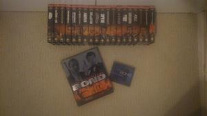 James Bond 19 VHS video collection, Book and Cd of theme music