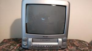 tv video combi. pacific tv and vhs combi tv video