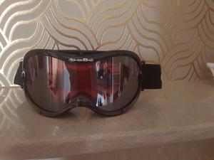 bolle snow googles fog free uv protection skiing snow boarding.