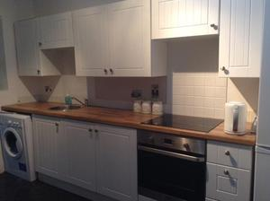 Kitchen Units, Hob, Oven and sink etc