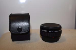 2 x Teleconverter for Pentax SLR / DSLR