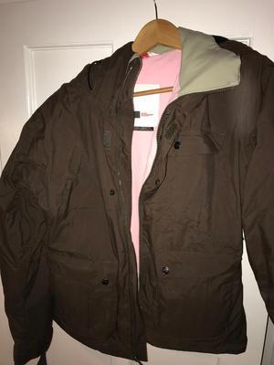 Bonfire ski jacket - as new Size 12
