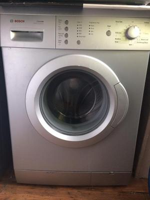 Bosch washing machine 6kg  rpm free local delivery and fitting