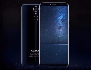 Cubot X18 4G Smartphone - BLUE 3GB RAM 32GB ROM Fingerprint Scanner