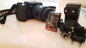 DSLR Camera with Lens + 4GB Memory Card