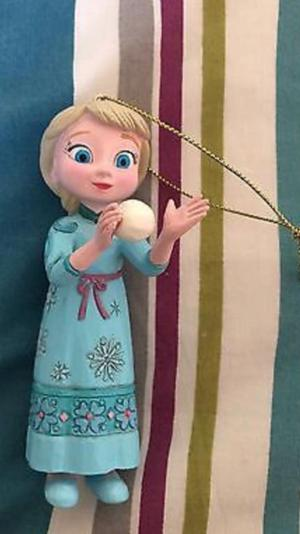 Disney traditions hanging Elsa