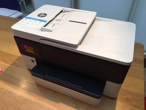 HP OfficeJet Pro  All-in-One Wireless A3 Inkjet Printer with Fax