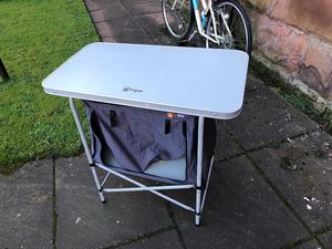 Hi Gear camping table in good used condition