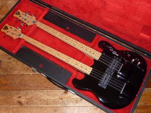 Shergold Custom Double 4/8 bass