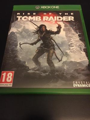 The Rise of the Tomb Raider - Like New
