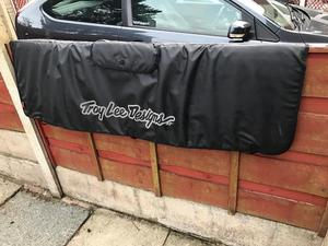 Troy lee designs tail gate cover