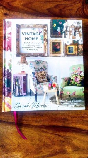 Vintage Home Hardback Book in EXCELLENT CONDITION