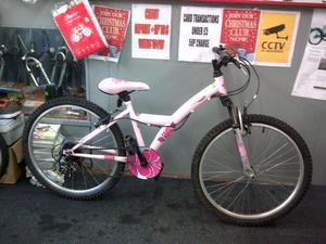 """24"""" girls mountain bike"""