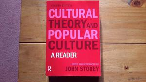 Cultural Theory and Popular Culture book ISBN: