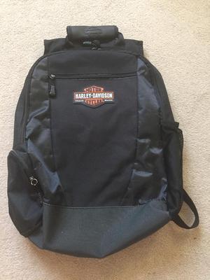 Harley Davidson Rack Sack/Laptop Bag