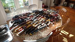 Very large collection of Tri-ang 00 Gauge Intercontinental Locos/Carriages and wagons. Huge amount