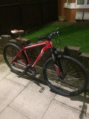 specialised hard rock mountain bike large