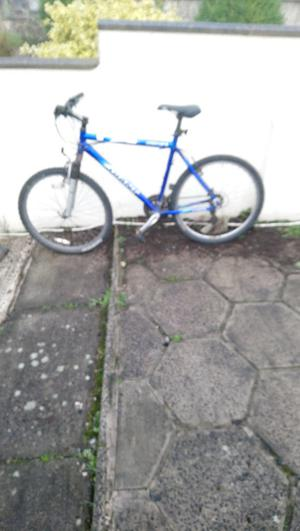 Adult Mens Giant Rock se Hardtail Mountain Bike Like New £65....