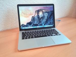 Apple Macbook Pro  - Retina display - 2.7Ghz iGB SSD 8GB Ram [Warranty ]
