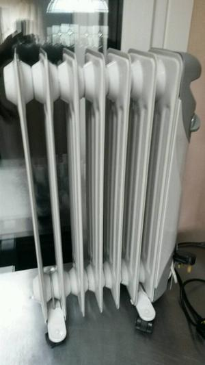 Dimplex oil heater