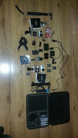 GOPRO 3+BLACK WITH TOUCH SCREEN