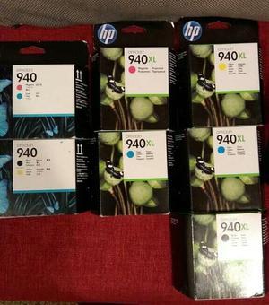 HP Genuine Unopened XL Cartridges - Big Selection