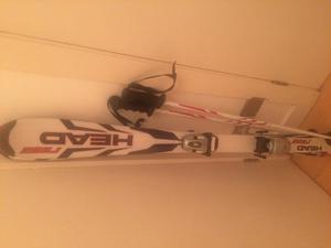 Head Racer Skis & Poles