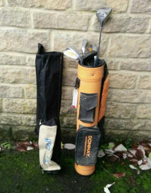 Junior small golf set