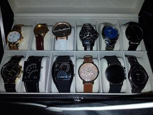 Men's and womans watches