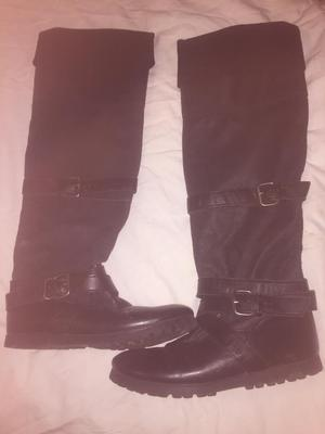 Miss sixty knee high boots