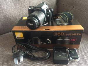 Nikon D60 Slr Camera